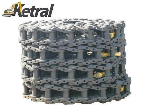 KOMATSU Chain - Ketten - Łańcuch DCF oruga de caucho para KOMATSU PC210-6 excavadora