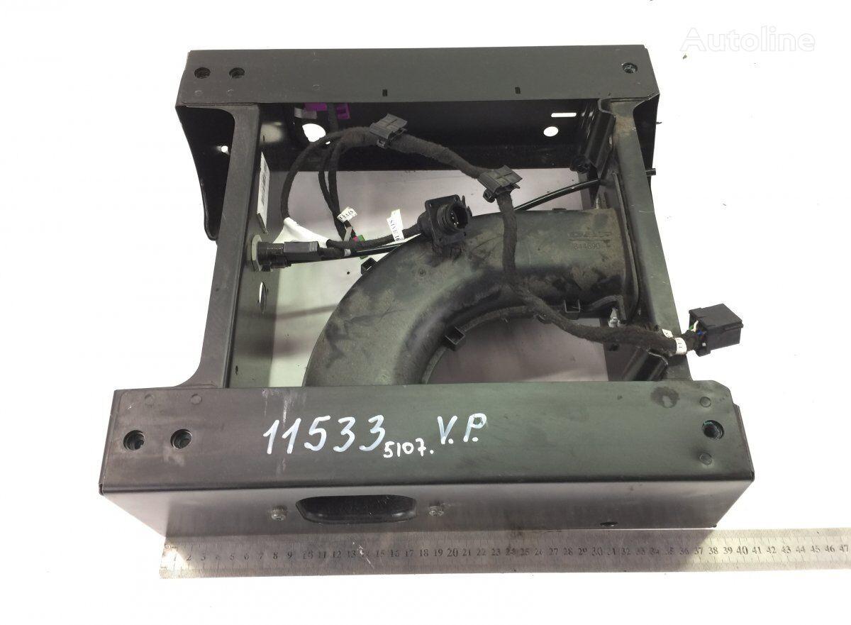 rama krepleniya sedenya voditelya DAF (01.14-) otra pieza de cabina para DAF XF106 tractora