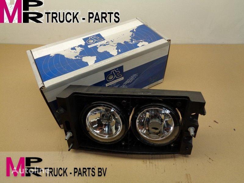 DAF 1725271 1725270 1725272 1725273 Combi Light mistlamp otra pieza de cabina para camión