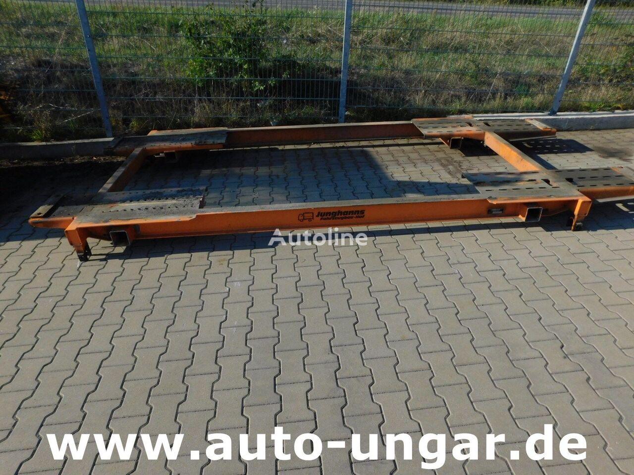 Junghans Hilfsrahmen  IVECO für LKW 3-Achser Kipper-Aufnahme otra pieza de carrocería para IVECO TRAKKER camión