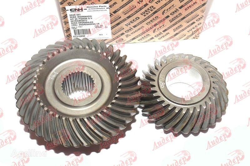 Para shesteren VOM / Pair of PTO gears (87310992) otra pieza de transmisión para CASE IH 5088,6088,7088 cosechadora de cereales