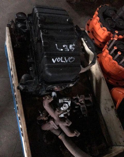 Wał [CZĘŚCI] otra pieza del motor para cargadora de ruedas