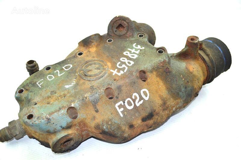 Kryshka maslyanogo radiatora motora FREIGHTLINER (23524885) otra pieza del motor para FREIGHTLINER FLC/FLD/CL camión
