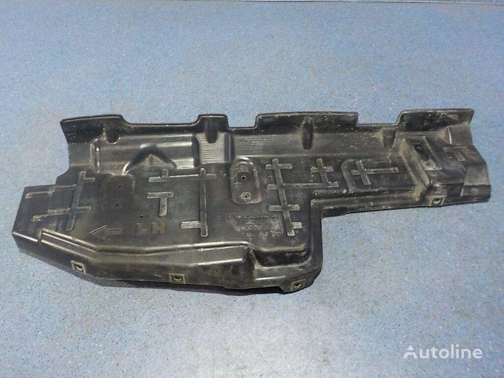 Protivoshumnyy ekran levyy (dvigatel) LH otra pieza del motor para SCANIA tractora