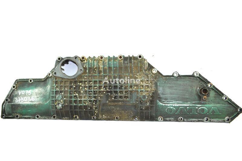 Kryshka maslyanogo radiatora motora VOLVO (8148322) otra pieza del motor para VOLVO FH12/FH16/NH12 1-serie (1993-2002) camión