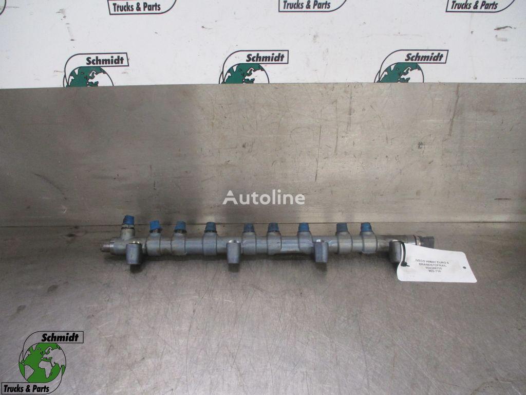 HIWAY BRANDSTOFRAIL IVECO (504388755) otra pieza del sistema de combustible para camión
