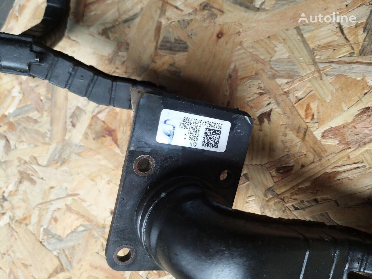 MAN D2066 D2676 ENJECTOR CABLE (81.25413-6386) MAN D2066 D2676 ENJECTOR CABLE (81.25413-6386) otra pieza del sistema de combustible para MAN TGA TGS TGX camión