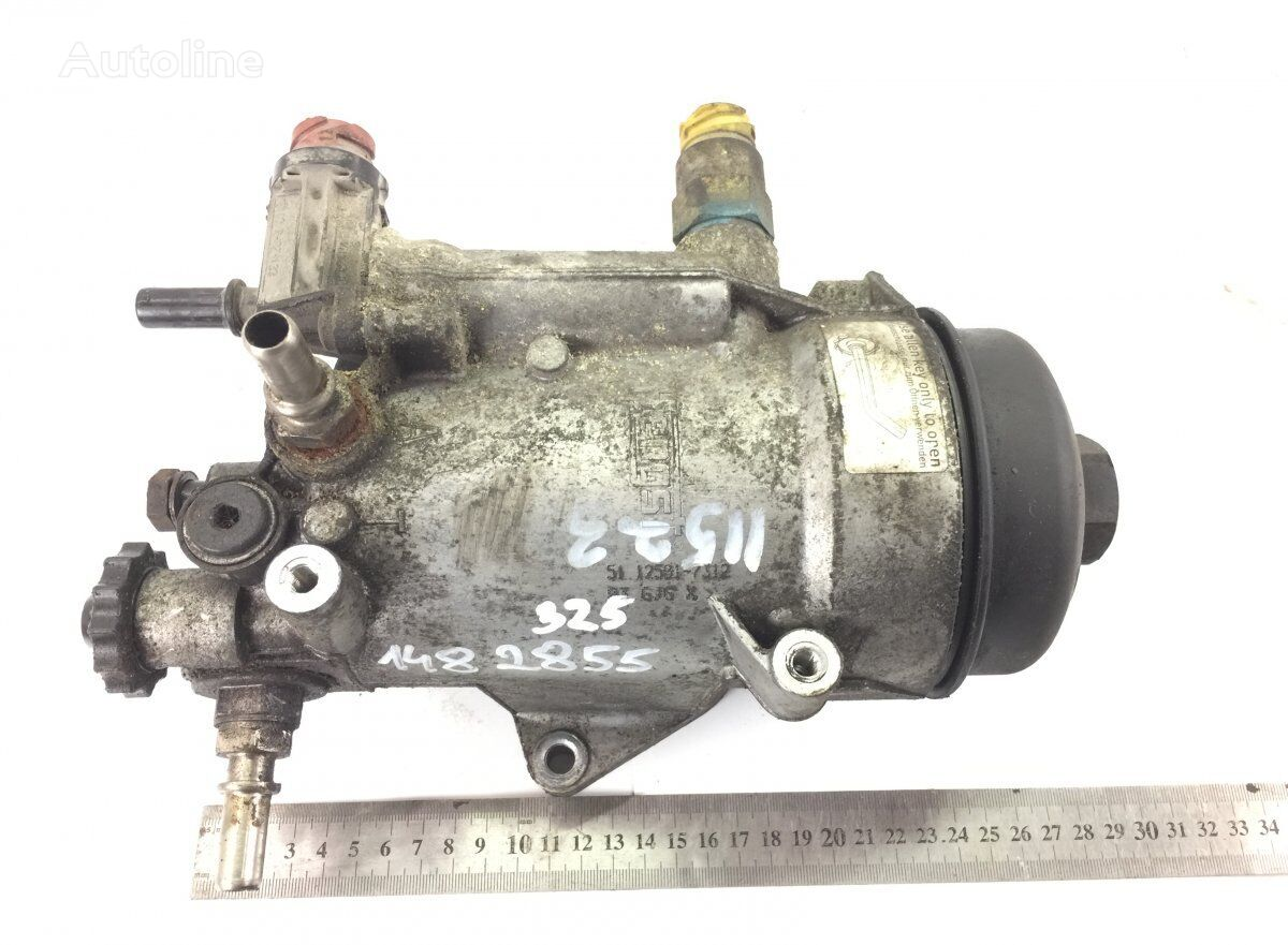 MAN TGS 26.480 (01.07-) otra pieza del sistema de combustible para MAN TGS (2007-) tractora
