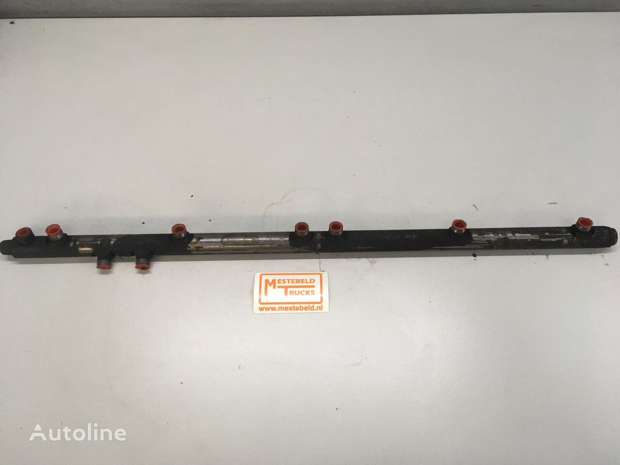BRANDSTOF DRUKRESERVOIR OM 471 LA MERCEDES-BENZ otra pieza del sistema de combustible para camión