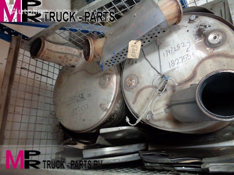 DAF Kat. Euro 5 otra pieza del sistema de escape para camión