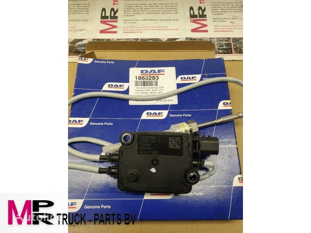 DAF Temperatuursensoren, DPF 1863283 - 2129822 otra pieza del sistema de escape para camión