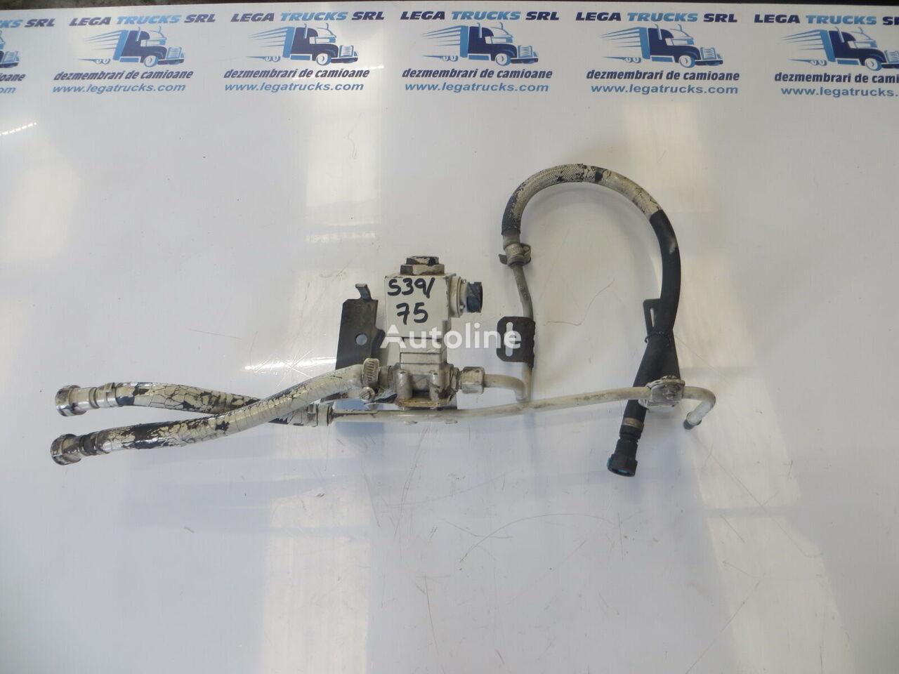 ELECTROVALVA ANTIGEL CU CONDUCTA   SCANIA (COD OEM:2112552) otra pieza del sistema de refrigeración para SCANIA R tractora