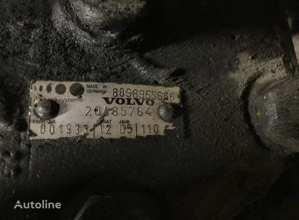 Steering Gear (8098955666) otra pieza del sistema de suspensión para VOLVO B6/B7/B9/B10/B12/8500/8700/9700/9900 bus (1995-) autobús