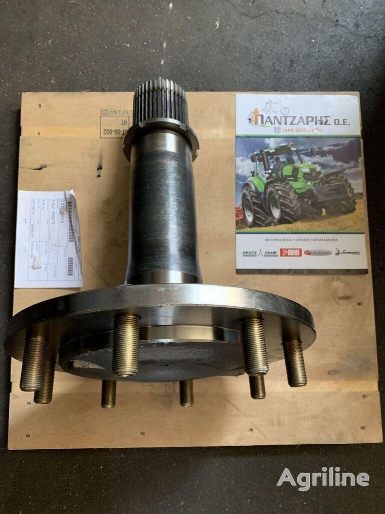 Opίsthio Emiaxonio DEUTZ-FAHR Agrotron 6.45-150 otra pieza del sistema de suspensión para DEUTZ-FAHR tractor