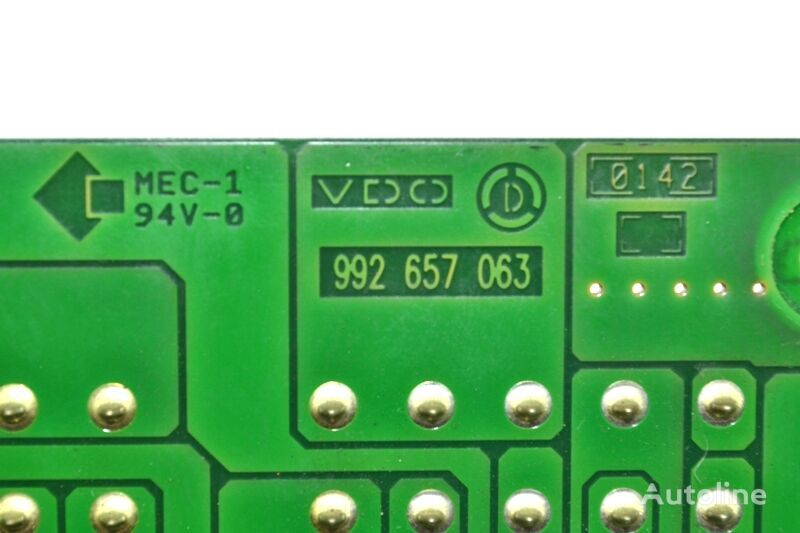 VOLVO FH12 1-seeria (01.93-12.02) (3197860) otra pieza del sistema eléctrico para VOLVO FH12/FH16/NH12 1-serie (1993-2002) camión