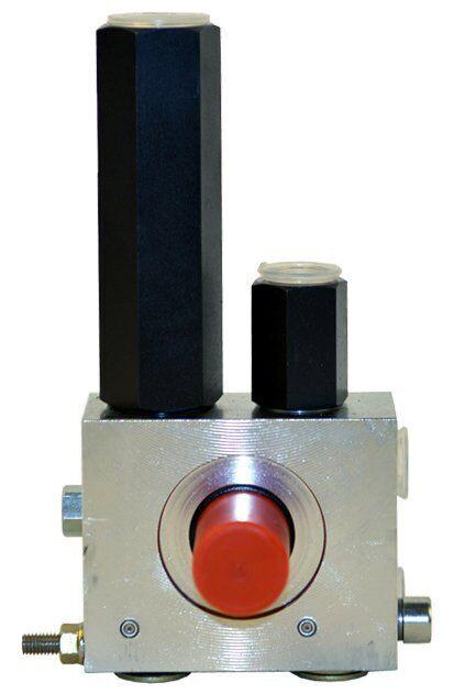 Monoblock 325/350 40 Lt C.6 otra pieza del sistema hidráulico para PUTZMEISTER bomba de hormigón