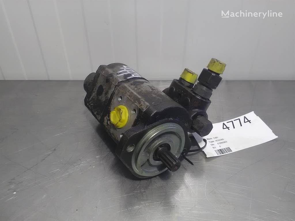 O&K 01990963 - Gearpump/Zahnradpumpe/Tandwielpomp otra pieza del sistema hidráulico para otra maquinaria de construcción