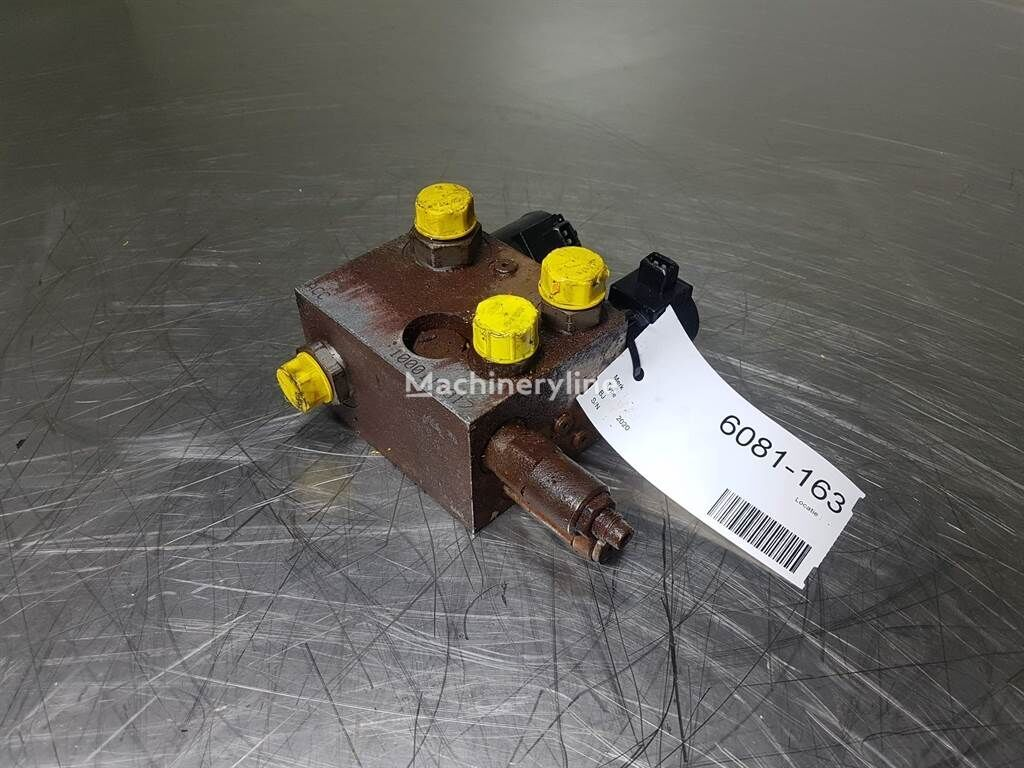 Valve/Ventile 1000118017 otra pieza del sistema hidráulico para otra maquinaria de construcción