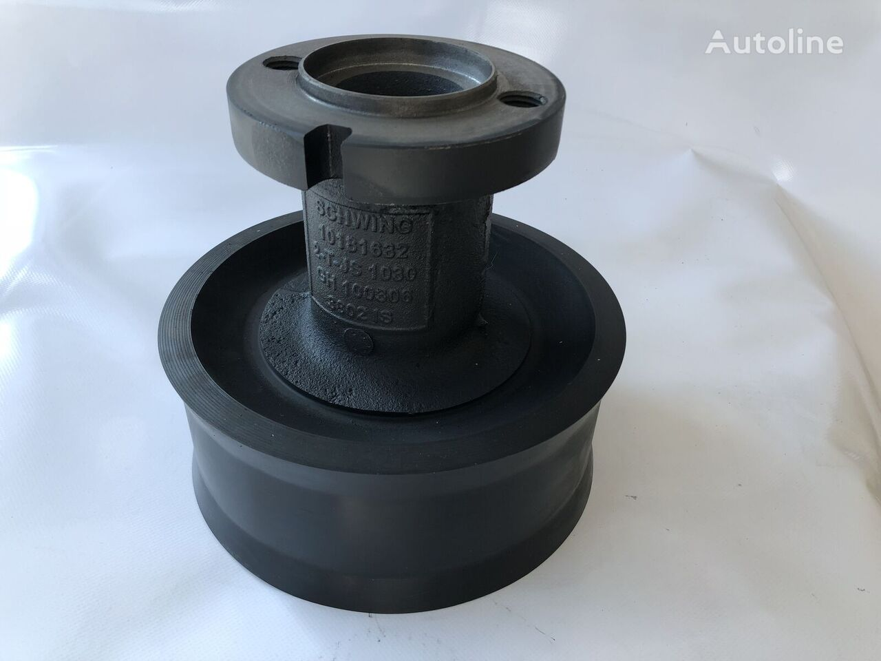 Schwing Piston Ram Q230 (01 S.2259) otras piezas de funcionamiento para SCHWING bomba de hormigón