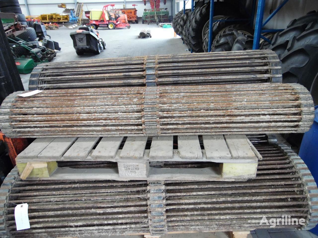 zeefband otras piezas de funcionamiento para GRIMME DL1700 arrancadora de patatas