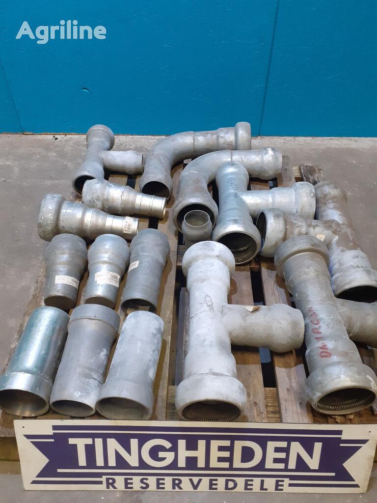 Vandingsrør otras piezas de funcionamiento para sistema de riego