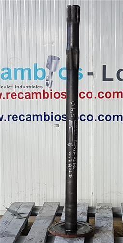 Palier Derecho Iveco CURSOR (34) palier para IVECO CURSOR camión