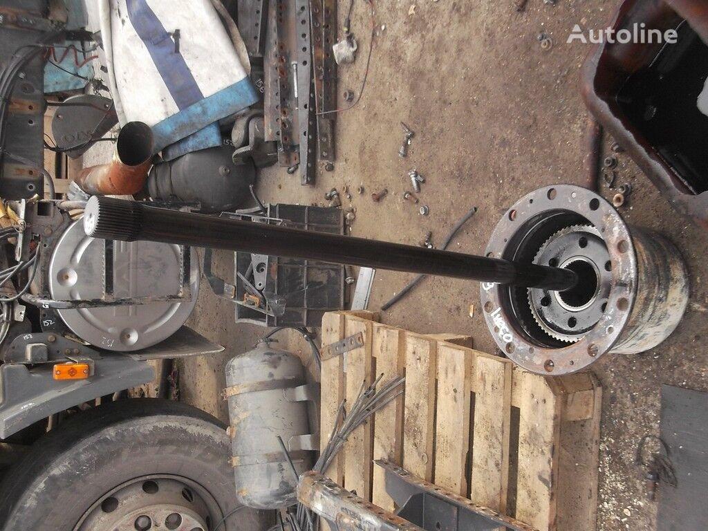 zadnyaya Iveco palier para camión
