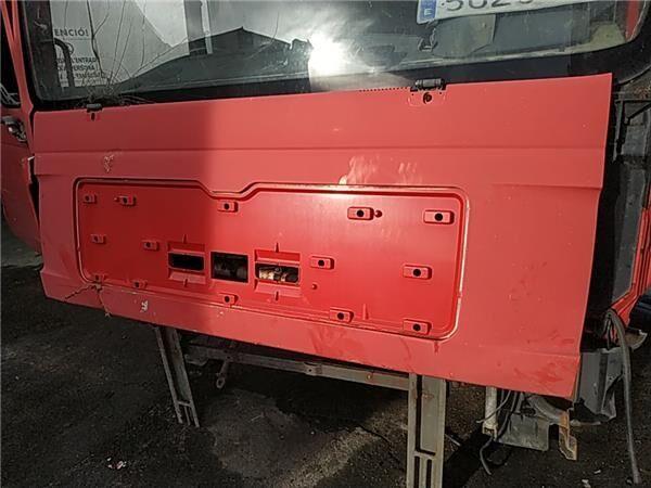 parrilla de radiador Calandra para camión MAN TGA 18.410 FLS, FLLS, FLLS/N, FLS-TS, FLRS, FLLRS