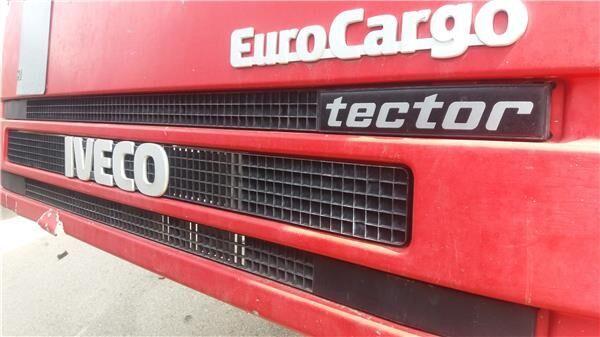 Calandra Capo Iveco EuroCargo tector Chasis     (Modelo 80 EL 17 parrilla de radiador para IVECO EuroCargo tector Chasis (Modelo 80 EL 17) [3,9 Ltr. - 110 kW Diesel] camión
