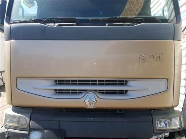 Calandra Capo Renault Premium Distribution 420.18 (5010225035) parrilla de radiador para RENAULT Premium Distribution 420.18 tractora