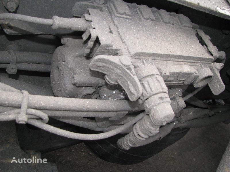 DAF Modul EBS pastillas de freno para DAF tractora