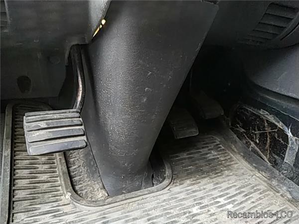 Juego Pedales Completo Scania Serie 4 (P/R 124 C)(1996->) FG     pedal de embrague para SCANIA Serie 4 (P/R 124 C)(1996->) FG 420 (4X2) E3 [11,7 Ltr. - 309 kW Diesel] camión