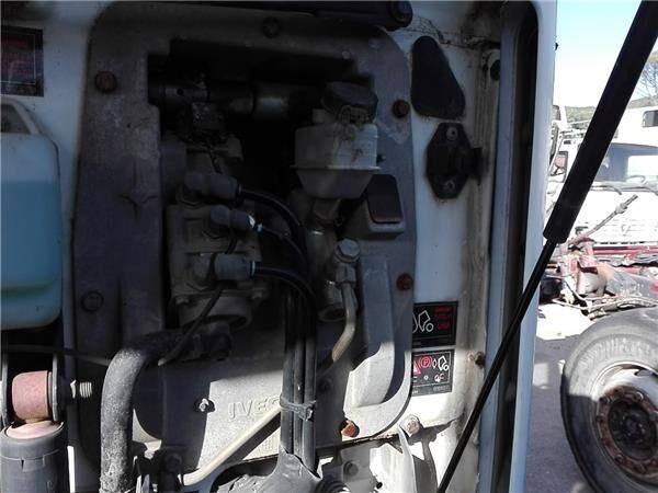 Juego Pedales Completo Iveco SuperCargo         (ML) FKI     180 (41035576) pedal de embrague para IVECO SuperCargo (ML) FKI 180 E 27 [7,7 Ltr. - 196 kW Diesel] camión