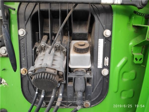 Juego Pedales Completo Renault Midlum FG   XXX.10                (5010505091) pedal de embrague para RENAULT Midlum FG XXX.10 E5 [4,8 Ltr. - 161 kW Diesel] camión