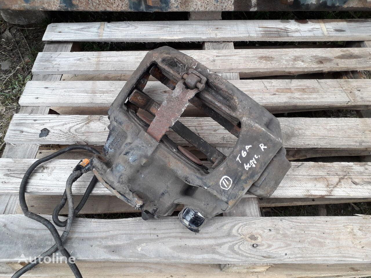 KNORR-BREMSE (81.50604.6501) pinza de freno para MAN TGA tractora