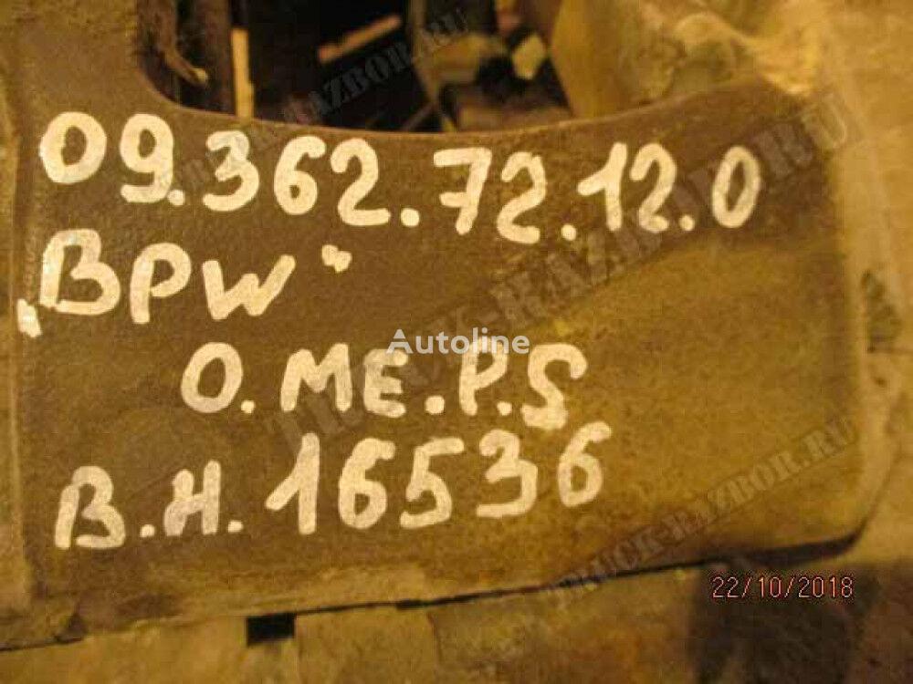 BPW (09.362.72.12.0) pinza de freno para VOLVO tractora