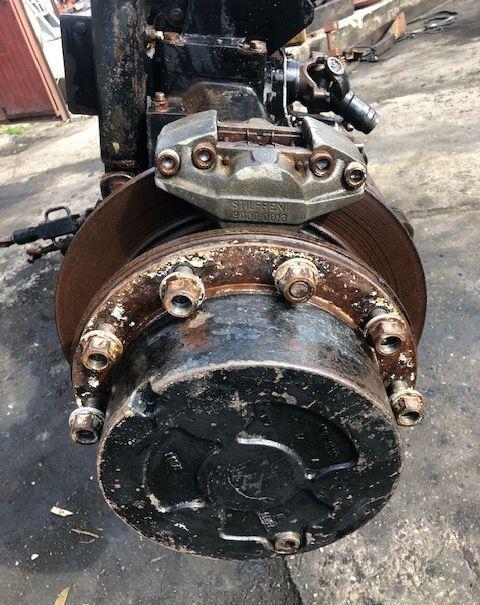 Dociski pinza de freno para JCB Fastrack 145-65  tractor