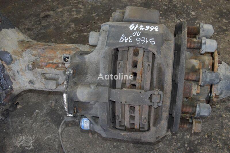KNORR-BREMSE pinza de freno para SCANIA 4-series 94/114/124/144/164 (1995-2004) camión