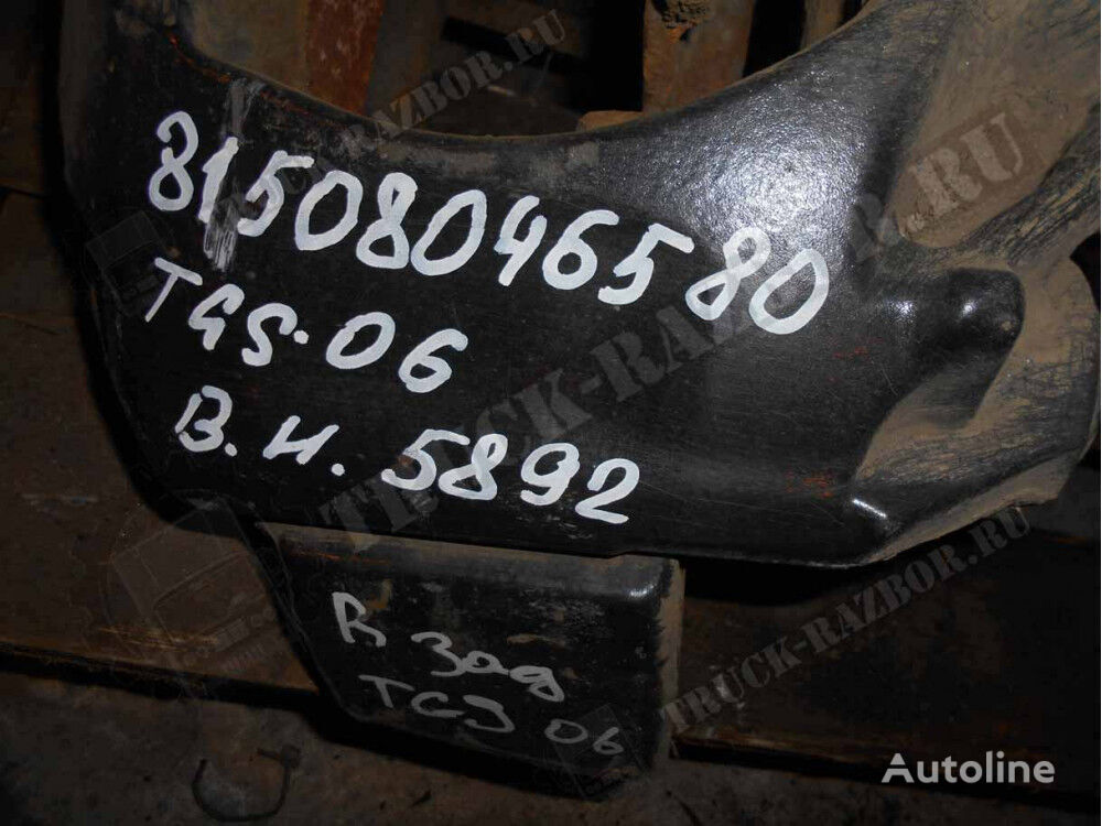 MAN R (81508046580) pinza de freno para MAN tractora