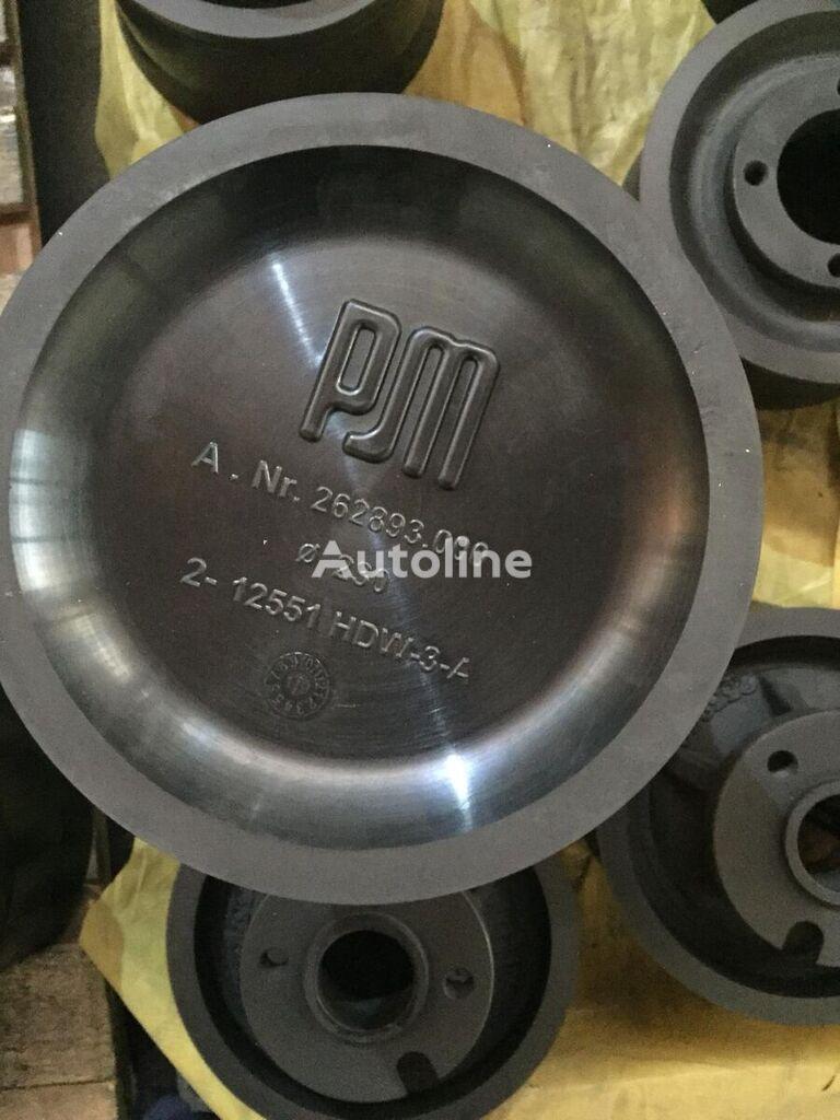 PUTZMEISTER PM 230 Ram (02 PM.2480) pistón para bomba de hormigón nuevo