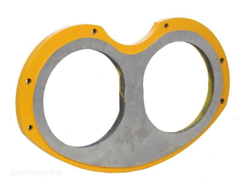 PUTZMEISTER Gözlük Plaka Ergonik (Spectacle Wear Plate) placa de gafas para bomba de hormigón