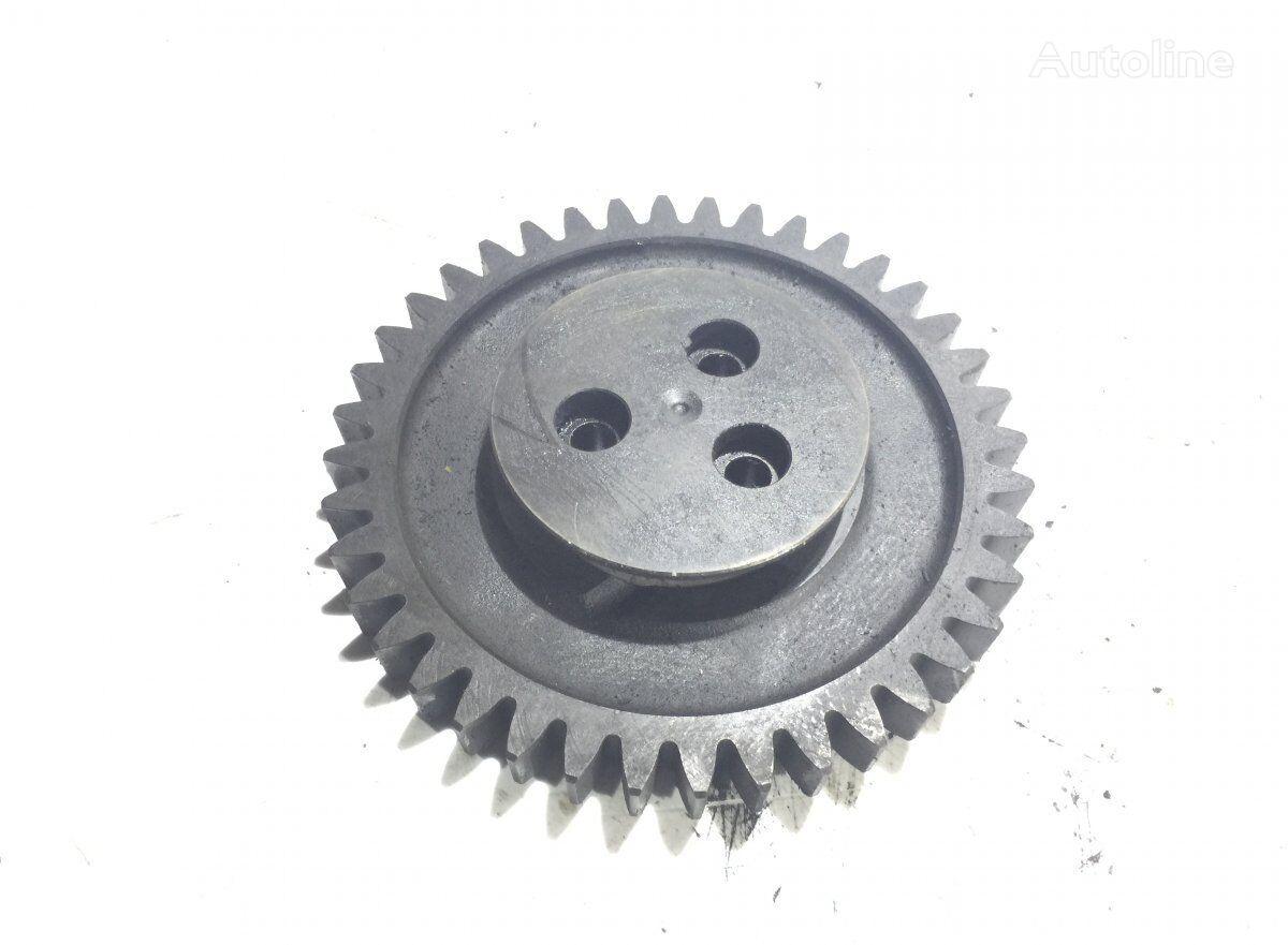 polea para MAN TGA (2000-2008) tractora