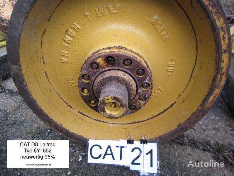 CAT D8 / D6 polea guía para CATERPILLAR D8N/R bulldozer