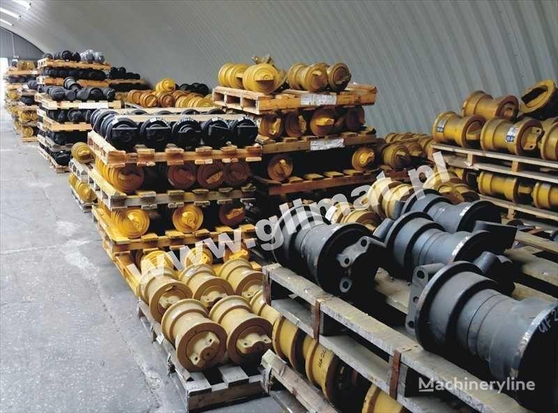HITACHI polea guía para HITACHI ROLKA jezdna / rolka dolna / Hitachi EX220 , UH103 ROLKA excavadora nuevo