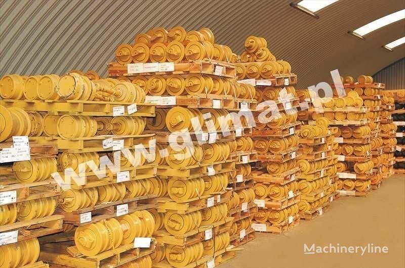 polea guía para JCB ROLKA jezdna / rolka dolna / JCB JS200 ; CASE 9020 , 9030 ROLKA excavadora nuevo