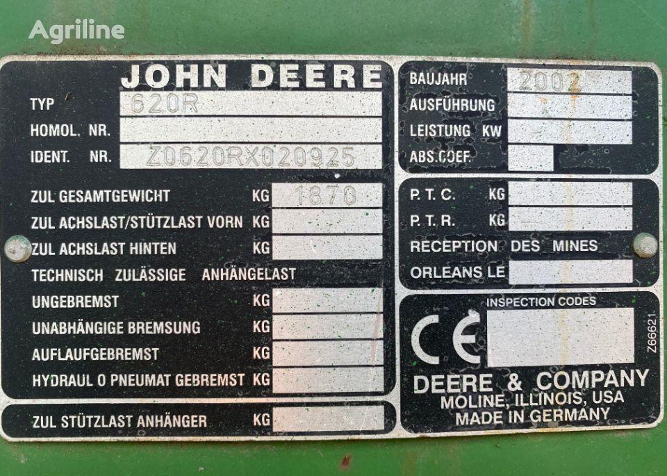 Koło Pasowe Napędu polea para JOHN DEERE 620r  cabezal de grano