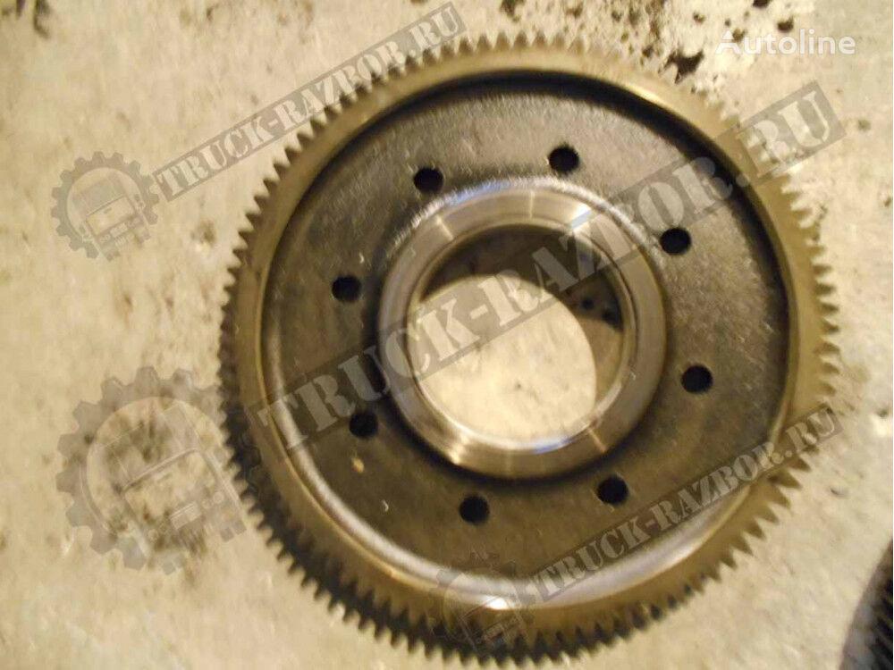 VOLVO (8170197) polea para VOLVO D12 tractora