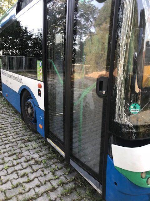 puerta para TEMSA avenue autobús