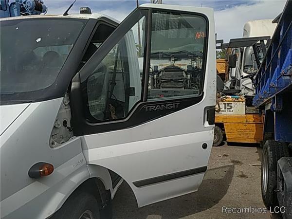 Puerta Delantera Izquierda Ford Transit Camión (TT9)(2006->) 2.4 (1848340) puerta para FORD Transit Camión (TT9)(2006->) 2.4 FT 350 Cabina simple, larga [2,4 Ltr. - 85 kW TDCi CAT] vehículo comercial