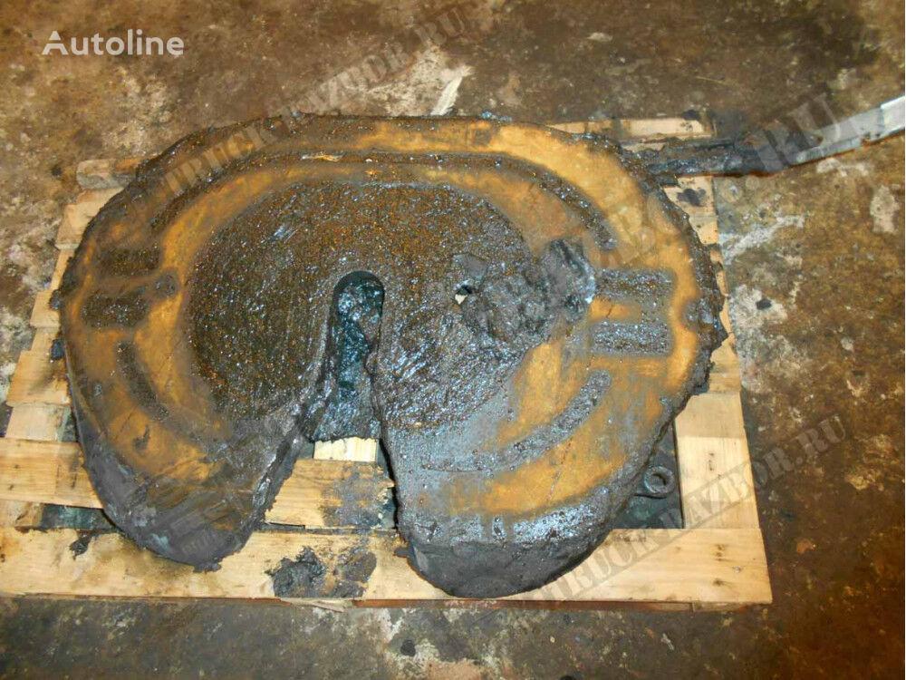 DAF (1825010) quinta rueda para DAF h=150 tractora